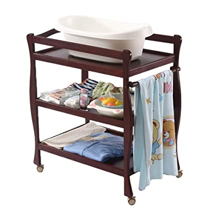 Astounding Baby Changing Table Universal With Pad 3 Shelf Mobile Interior Design Ideas Apansoteloinfo