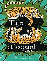Tigre et léopard par Dahlov Ipcar