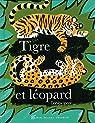 Tigre et léopard par Ipcar