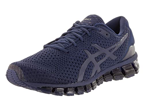 finest selection e93a1 a6c83 ASICS Gel-Quantum 360 Knit 2 Men s Running Shoe, Indigo Blue Indigo Blue