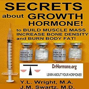 Secrets About Growth Hormone Audiobook