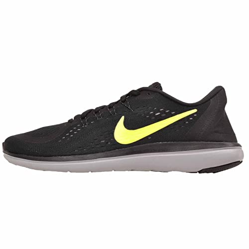 Nike Flex 2017 RN, Zapatillas de Running para Hombre, (Black/Volt/