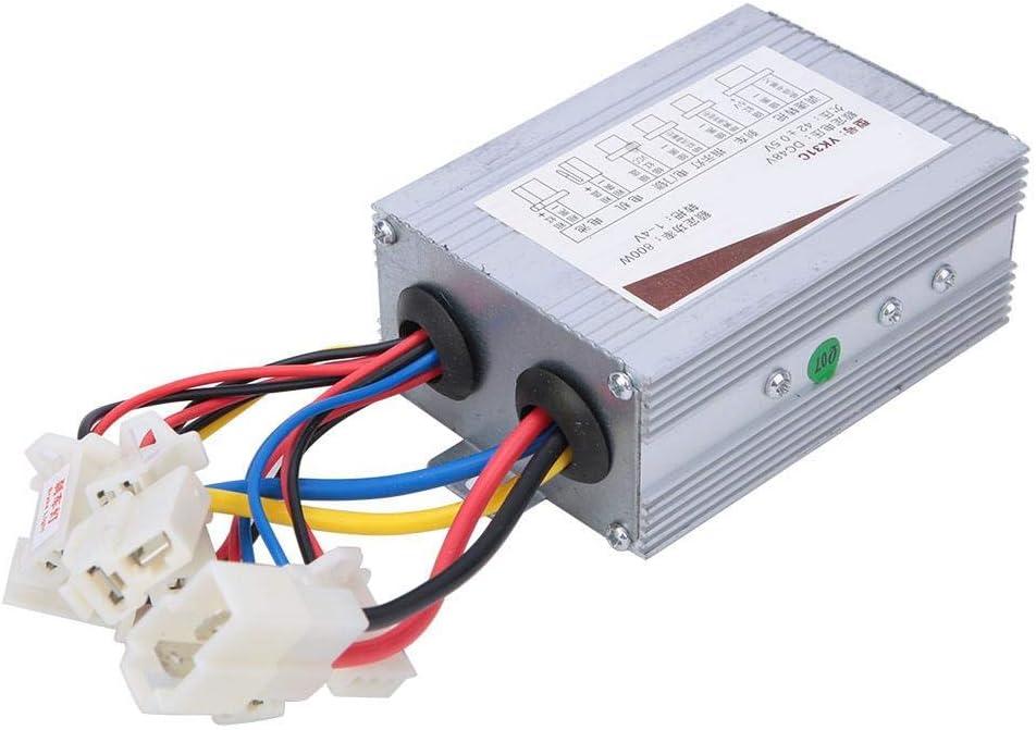 Controlador de Motor con Escobillas, Controlador de 48V y 800W DC ...