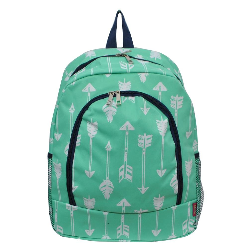 Childrens School Backpack 2018 Collection Happy Camper Hot Pink
