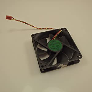Dell Inspiron 580 Studio XPS 8000 90mm x 25mm Fan (X755M)
