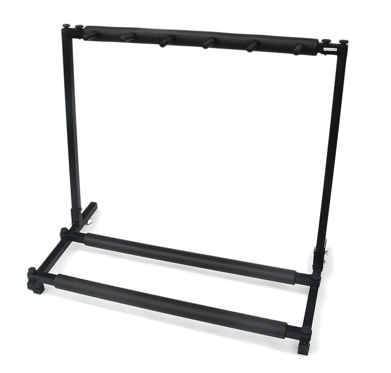 boby Multi Guitar Stand Rack for 5 Guitars Acoustic Guitar Bass