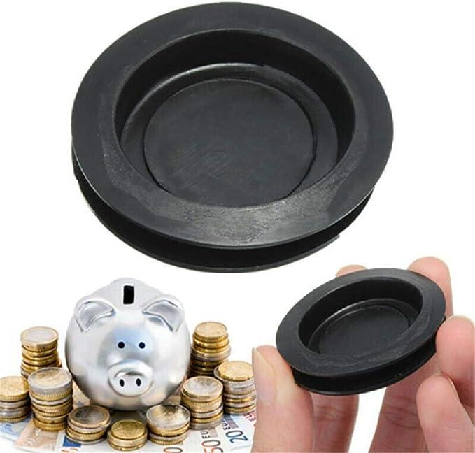 Amazon.com: Balance World Inc Rubber Money Saving Box Piggy Bank Closure Plug Stopper Cover OD:43mm ID:33mm