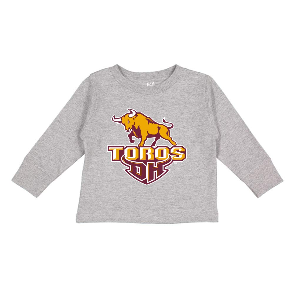 NCAA Cal State Dominguez Hills PPCSD02 Toddler Long-Sleeve T-Shirt