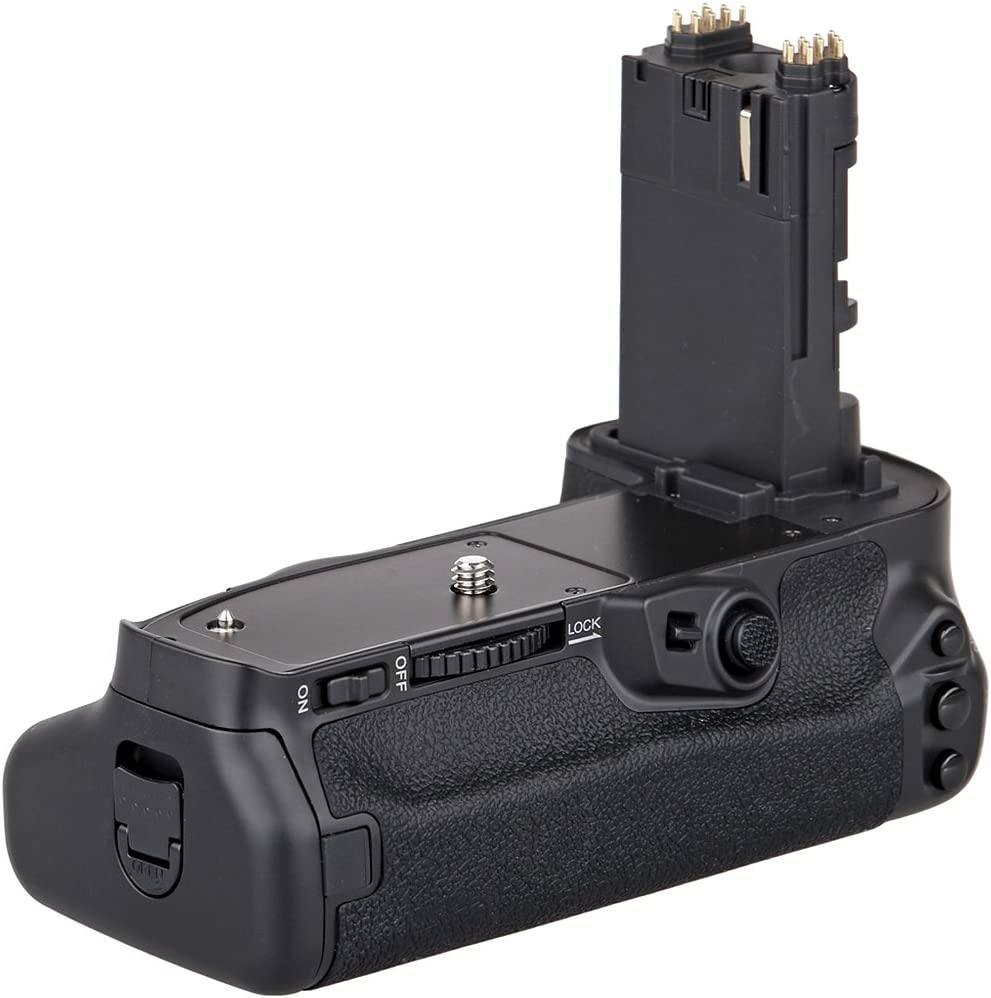 replaces BG-E20 Meike MK-5D4 Pro Battery Grip with Timer Remote ...
