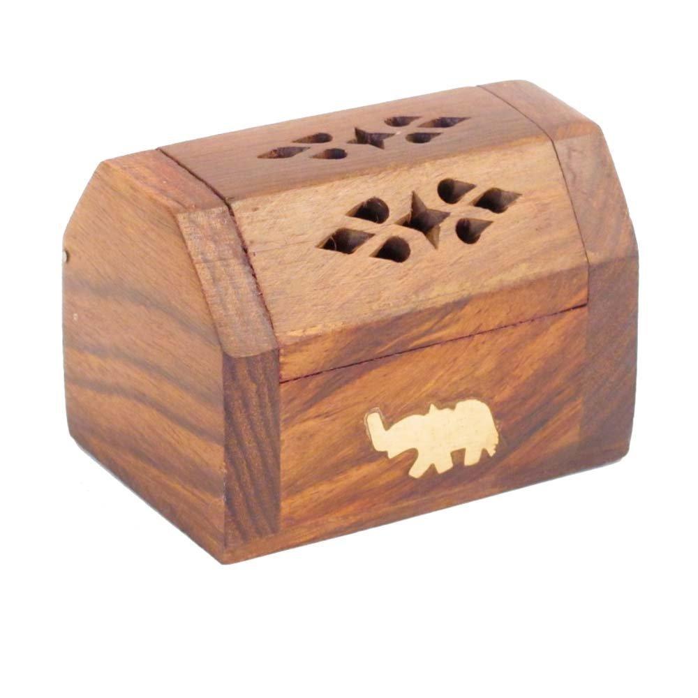 Mini Box Cone Burner - Elephant Crafty Jungle UKASNHKTN9378