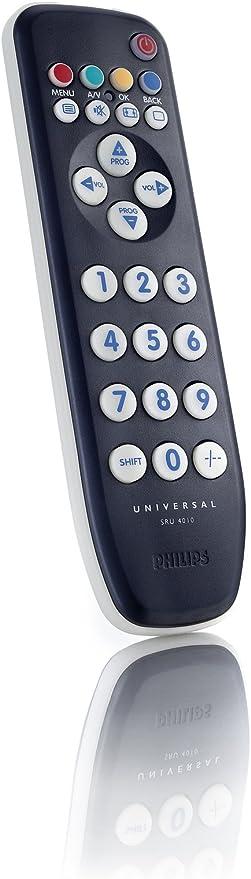 Philips Sru 4010 1 In 1 Universal Fernbedienung Elektronik