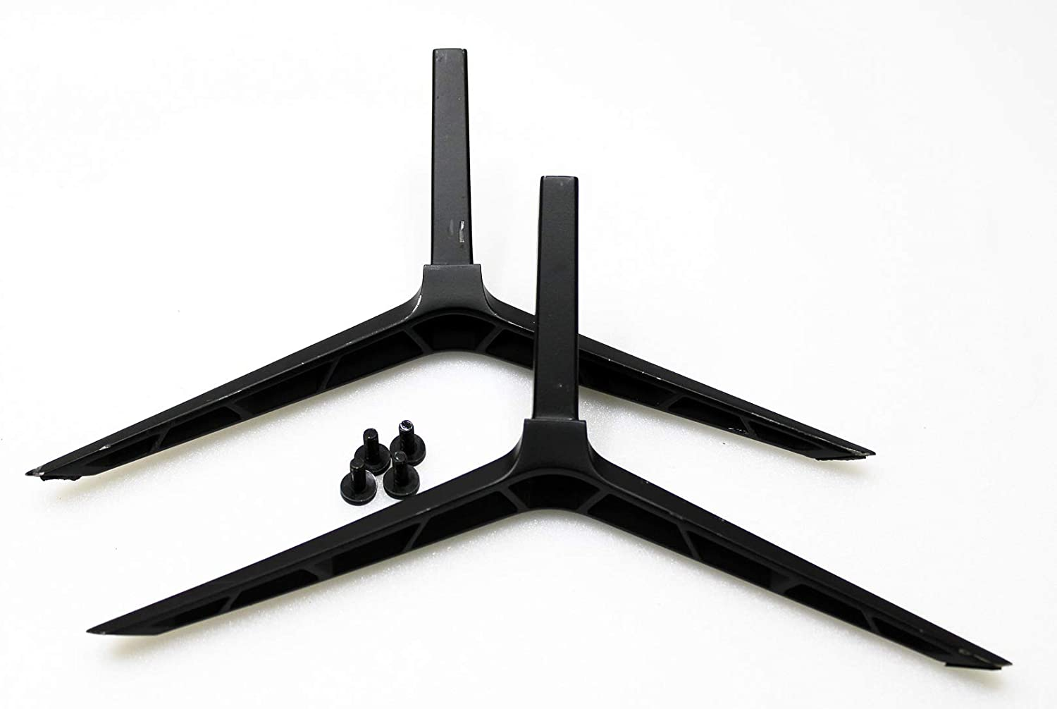 Complete Base Stand Pedestal Legs with Screw Set for Vizio D60-F3
