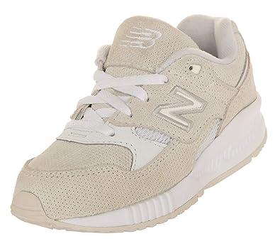 d19e26620b New Balance 530 KL530TWI Sneaker Babyschuhe Kinderschuhe beige/weiß,  Schuhgröße:EUR 25