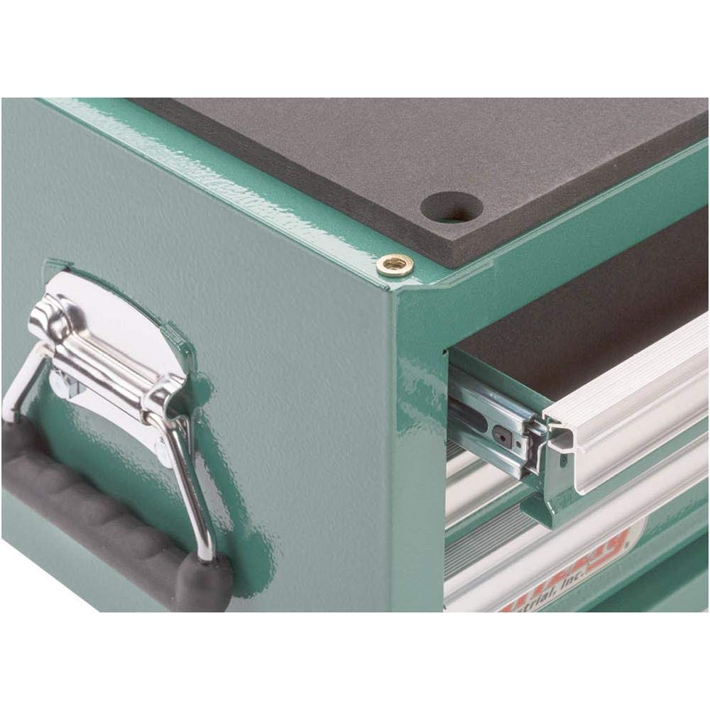 Grizzly H0837 3 Drawer Middle Chest with Ball Bearing Slides by Grizzly (Image #4)