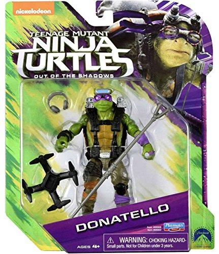 Teenage Mutant Ninja Turtles Movie 2 Out Of The Shadows Donatello Basic Figure (Movie Ninja Turtles Figures)