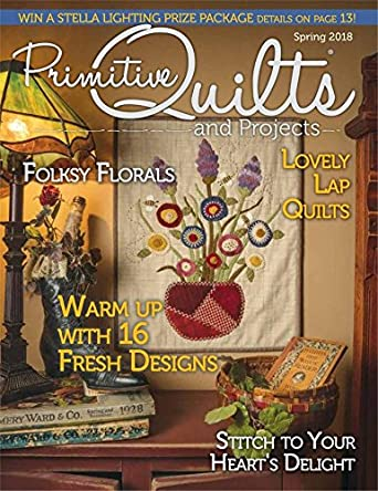 Primitive Quilts and Projects: Amazon.com: Magazines : primitive quilts and projects blog - Adamdwight.com