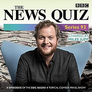 The News Quiz: Series 93 Radio/TV Program