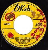 Hey Little School Girl/Wyatt Earp (VG- 45 rpm)