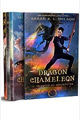 Dragon Chameleon: Episodes 9-12 (Dragon Chameleon Omnibuses Book 3) Kindle Edition