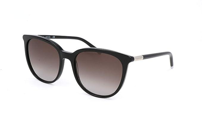 Calvin Klein Ok Gafas de sol, Negro (Black), 56.0 para Mujer ...