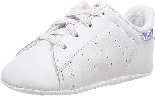 adidas Stan Smith Crib, Chaussures de Gymnastique Mixte bébé
