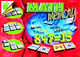 Learning Advantage 5219 Math Memory Game, Grade: 1 to 4