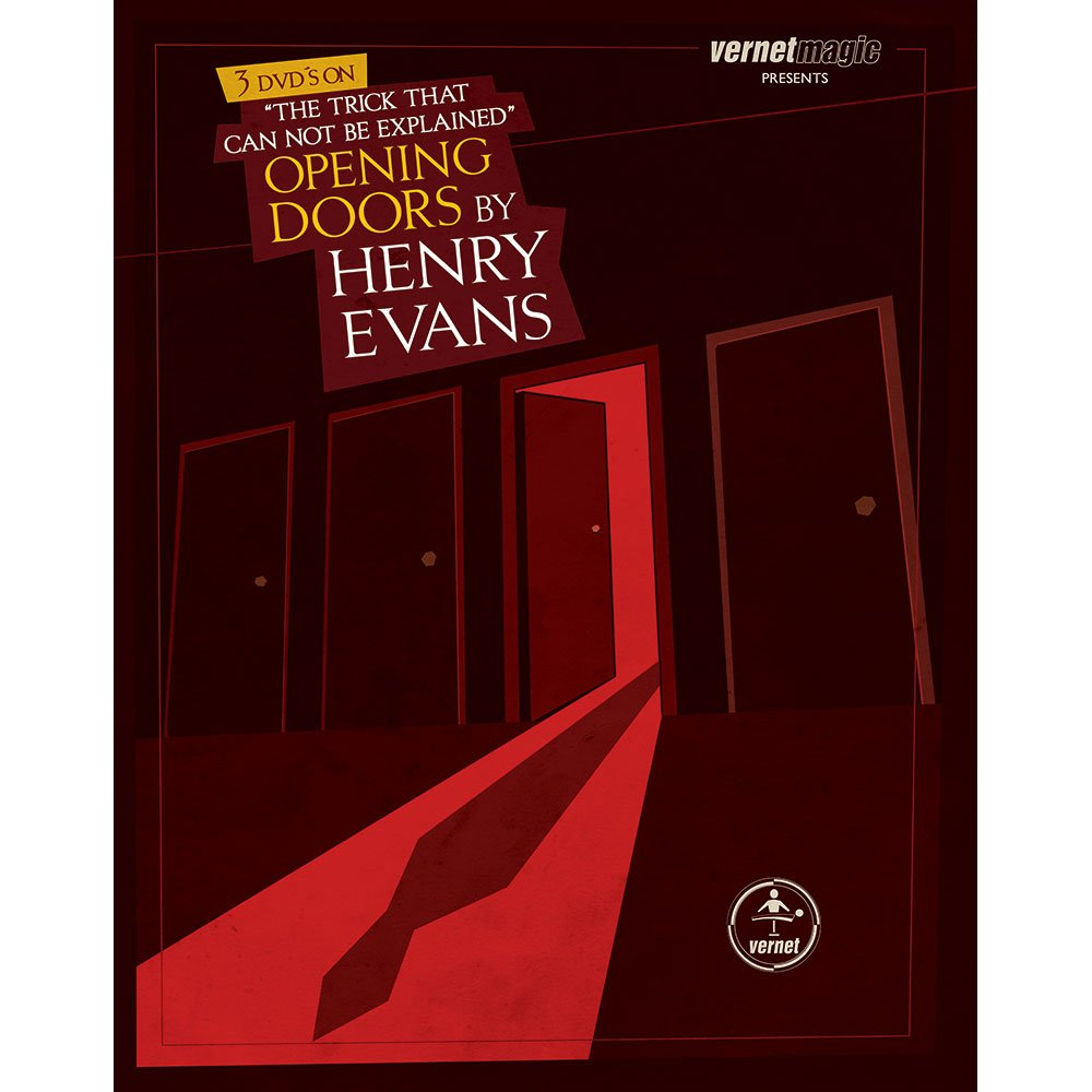 MMS Opening Doors by Henry Evans and Vernet