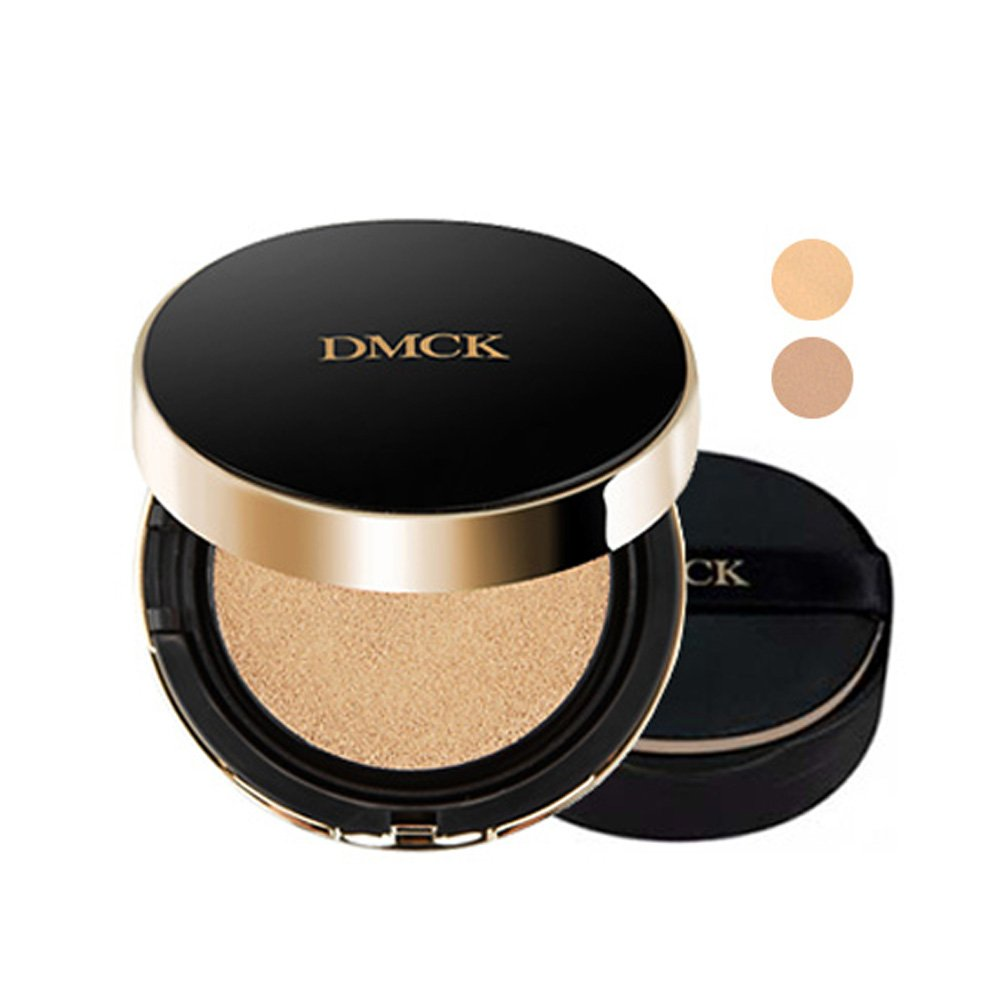 Dmck Clean Ac Ampoul Cushion 14g With Refill 21 Up Bb Natural Beige Beauty
