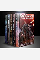 The Expansion: Full Series Books 1-5 Kindle Edition
