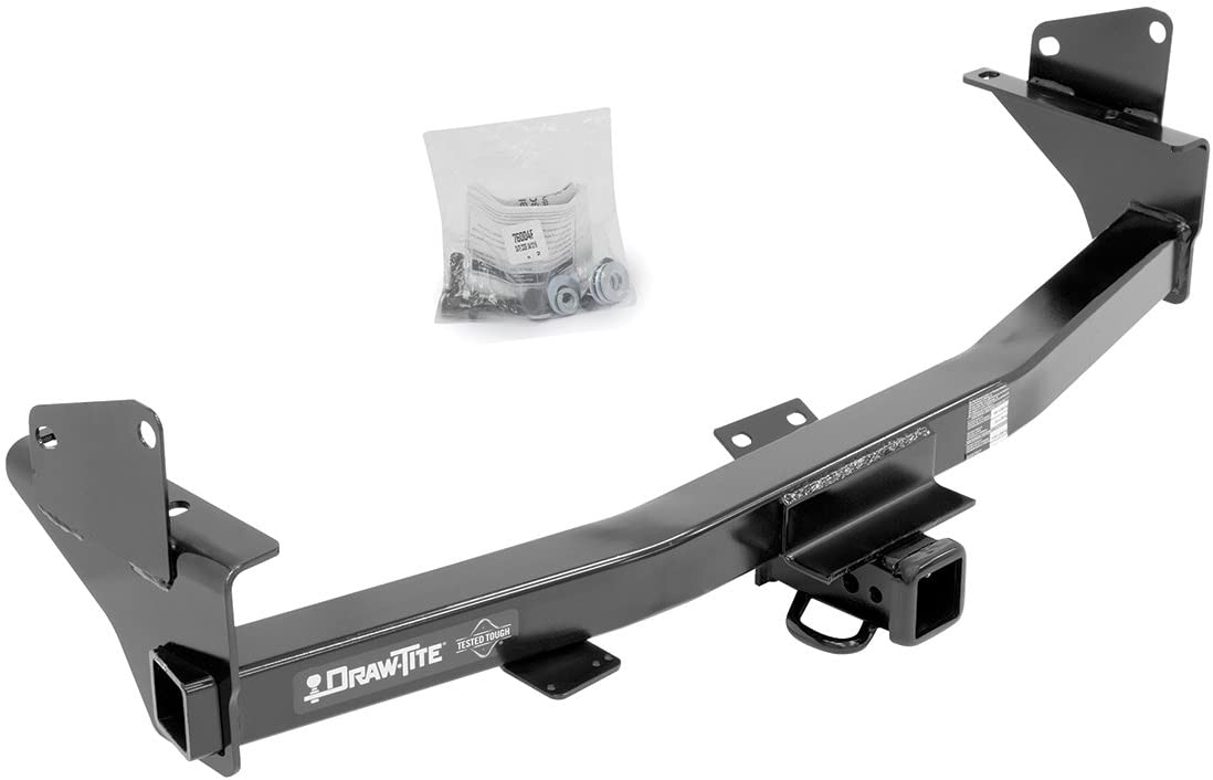 CURT 13176 Class 3 Trailer Hitch 2-Inch Receiver for Select GMC Canyon and Chevrolet Colorado