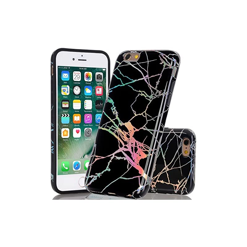 iPhone 6 Case, iPhone 6s Shiny Laser Gor
