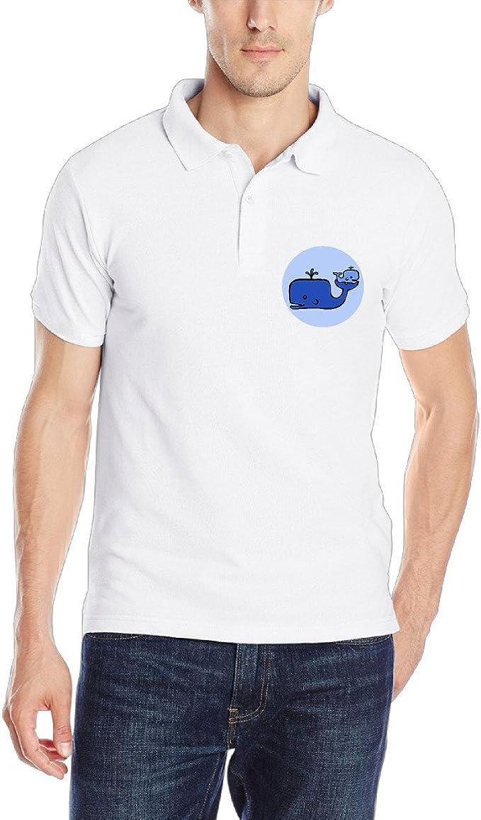 Bebé ballena Hombres Custom Made polo vestido camisas: Amazon.es: Ropa y accesorios