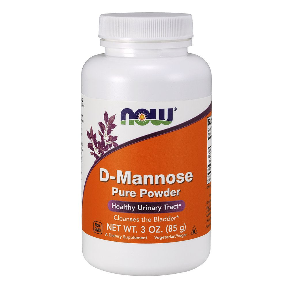 NOW Foods 733739028105 D Mannose 3 Ounce Image 1