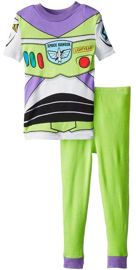 Toy Story Woody Buzz Juego de 4 PC algodón pijama para niños: Amazon.es: Ropa y accesorios