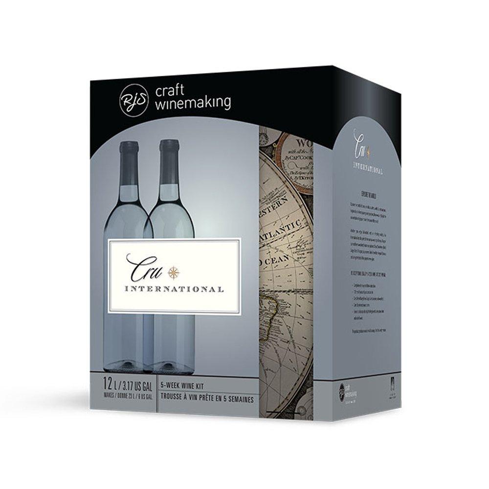Cru International French Rosé by RJS Craft Winemaking