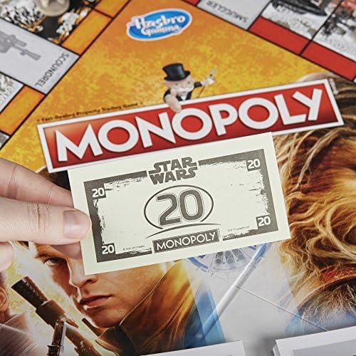Hasbro Gaming Monopoly Game: Star Wars Edition: Amazon.es: Juguetes y juegos