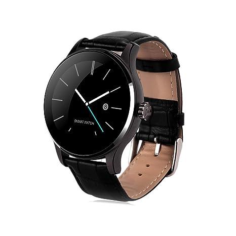 Amazon.com: Smart Watch Men Blood Pressure Bluetooth Speaker ...