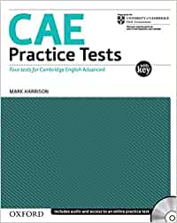 CAE Practice Tests: Four new Tests for the Revised