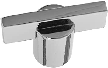 Attractive Stanley Home Designs BB8084 Meis Cabinet/Drawer Knob, Chrome