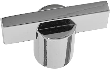 Stanley Home Designs BB8084 Meis Cabinet/Drawer Knob, Chrome