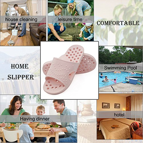 Khaki Badeschuhe Herren Schuhe Moodeng Rutschfest Schnell Trocknend Damen Dusch Für Haus Slippers Für UCagf