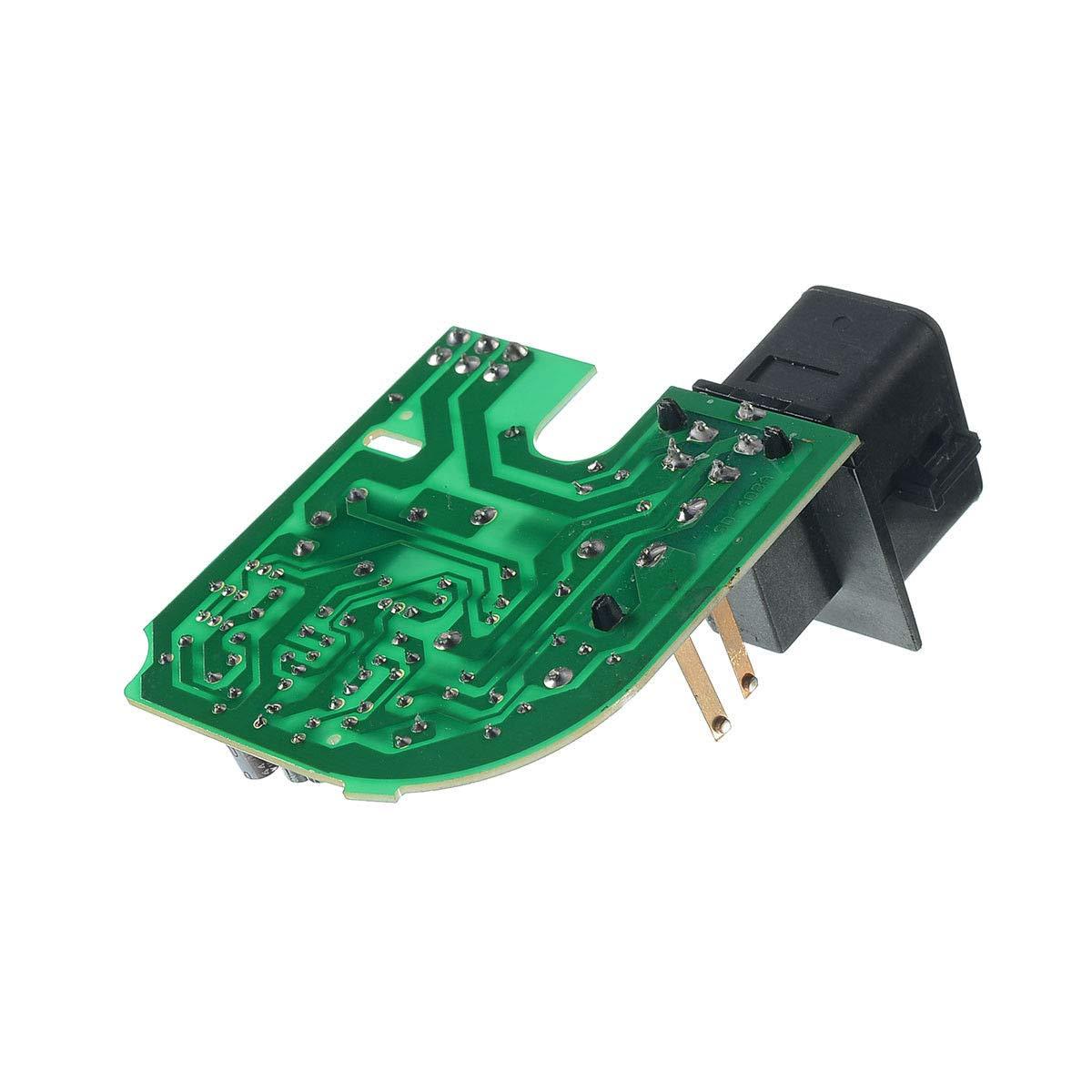 Wiper Pulse Board Module for Chevrolet S10 Tahoe Astro Blazer C//K 1500 2500 3500 GMC Oldsmobile Pontiac