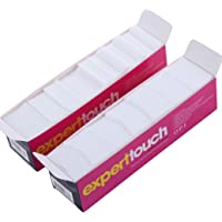 620 pcs Lint Free Nail Wipes Nail Art Gel Polish Remover Cotton Pads