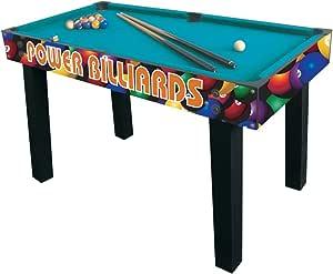 VILLA GIOCATTOLI 1075 - Mesa de Billar: Amazon.es: Juguetes y juegos