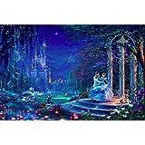 Ceaco Thomas Kinkade-Disney Cinderella Starlight Puzzle (750 Piece)