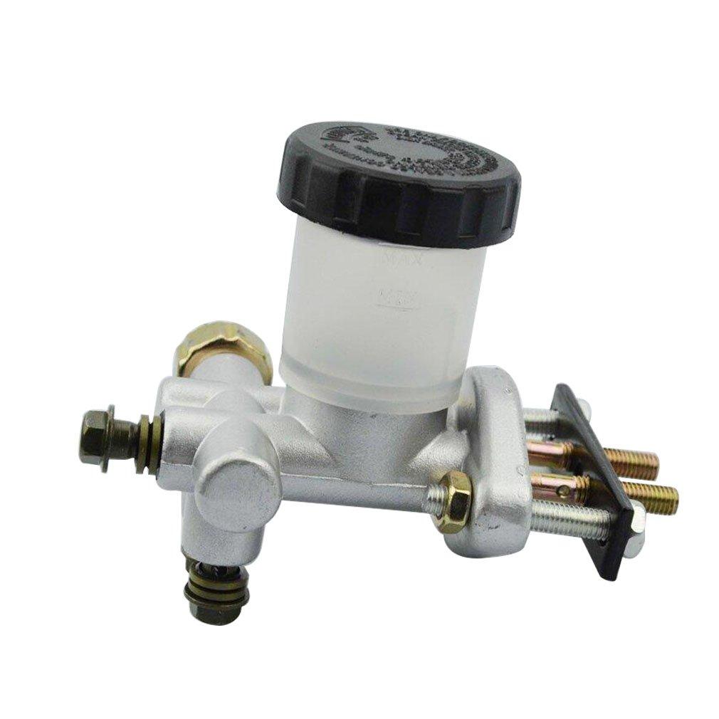 GOOFIT Hydraulic Brake Master Cylinder for 90cc 110cc 125cc 150cc 200cc 250cc Go Kart Buggy Sunl BMS Kandi Roketa Kazuma Kinroad C029-123