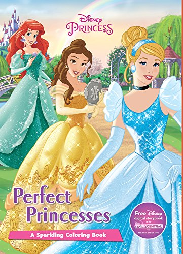 - Disney Princess Perfect Princesses