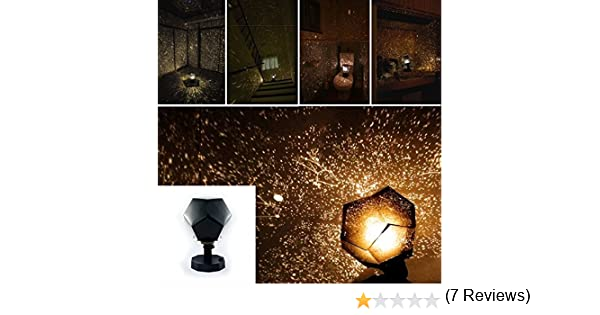 Sky Blue Autoday LED Lights Constellation Celestial Star Galaxy Sky Pattern Projection Projector Outdoor Indoor Yellow Purple Blue Lights for Club Pub Birthday Party Wedding