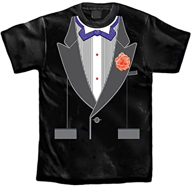 c6d52b998 Amazon.com: Tuxedo T-shirt Purple Bow Tie with Rhinestones: Clothing