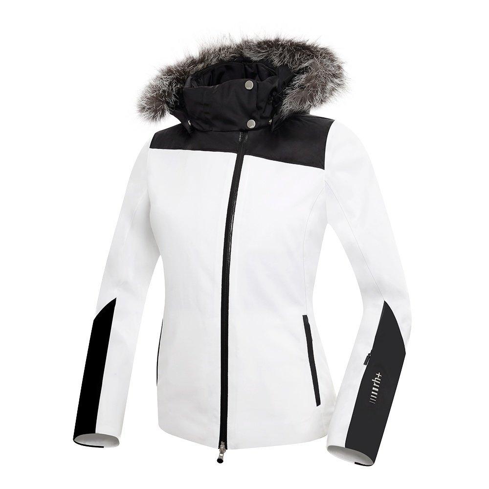 Zero RH Kate Fur W JKT, bianco